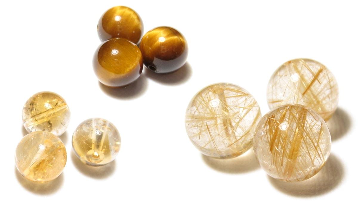 金運の石の種類